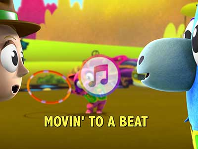 Sing Along with Mack And Moxy
